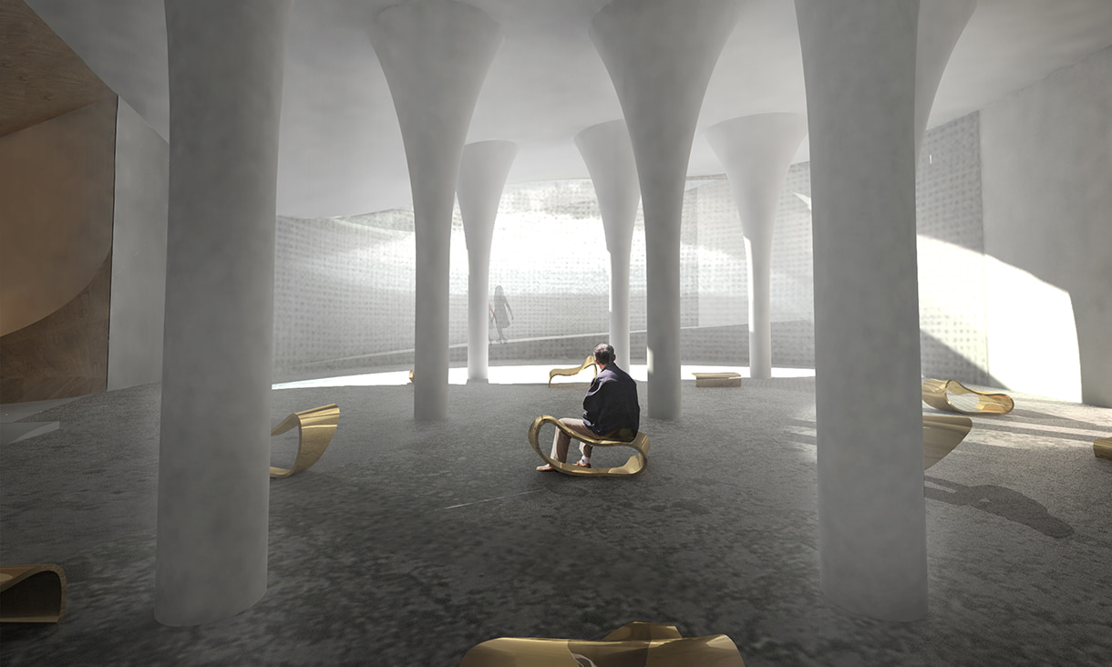 Major research project by Xiaowei Liu, student of the Bachelor of Interior Design (Honours).